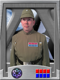 Brian J. Peterson - Imperial Officer: Line Officer, (Olive Drab)