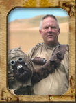 Dennis R. Musgraves - Tusken Raider: ANH (male)